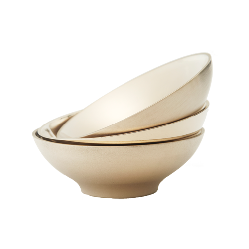 Double sided plate & Areum bowl / 2013 Auroi